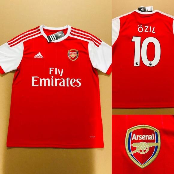 low priced 07678 66c33 🔥 Adidas Training Arsenal Özil #10 Soccer Jersey